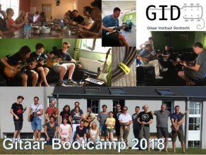 Guitar Bootcamp - 2018 - Ardennen