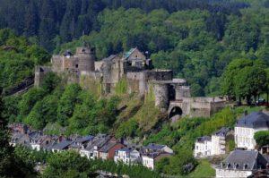 Omgeving Gitaar Bootcamp - Oude burchten en kastelen
