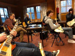 Workshops en events - Blues en Blues-Rock weekend - Gitaarles