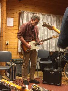 Workshops en events - Blues en Blues-Rock weekend - 's avonds jammen